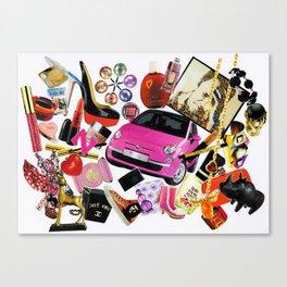Shopaholic 3 Canvas Print