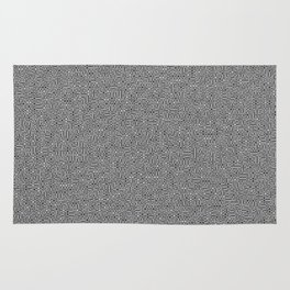 Paused and lost Rug