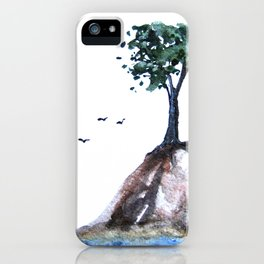 River's Edge iPhone Case