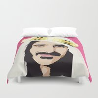 zappa Duvet Covers featuring ZAPPA! by f_e_l_i_x_x