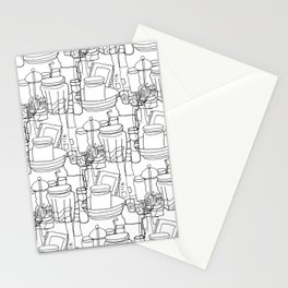 Inside a Kitchen Cupboard Stationery Cards