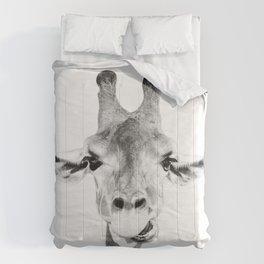 Hey Giraffe Comforters