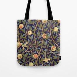 William Morris Bird And Pomegranate Tote Bag