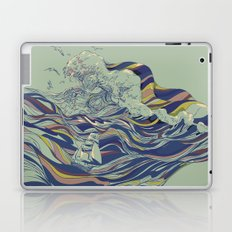 OCEAN AND LOVE Laptop & iPad Skin