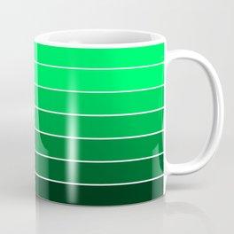 Sea Green Ombre Coffee Mug
