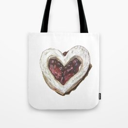 Holiday Love Cookie Tote Bag
