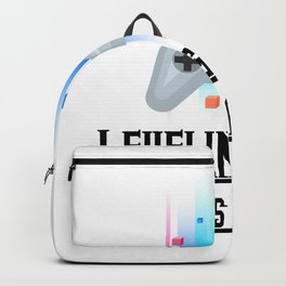 Groom Funny Wedding Party Backpack