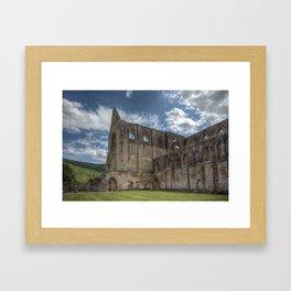 Tintern Abbey Framed Art Print