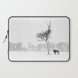Winter Blizzard Laptop Sleeve