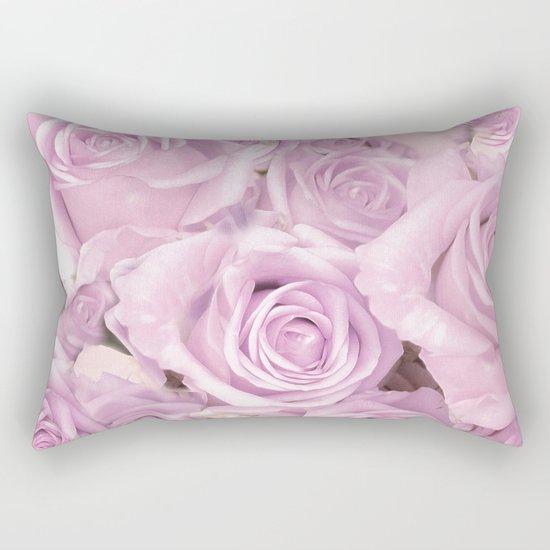 Romantic roses(11) Rectangular Pillow