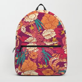 Jungle Pattern 002 Backpack