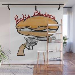 Peaky Blinders  Wall Mural