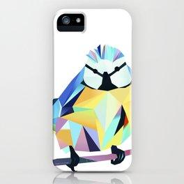 Benni Blaumeise - Benni Blue Tit iPhone Case