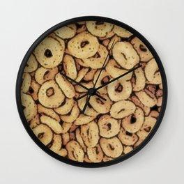 cheeriosss Wall Clock