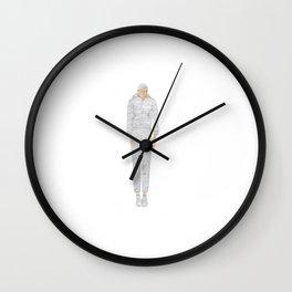 Roger Long Wall Clock