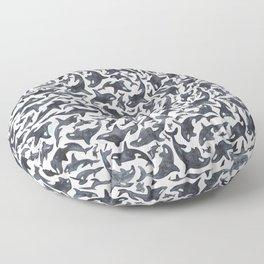 Whale, Orca Floor Pillow