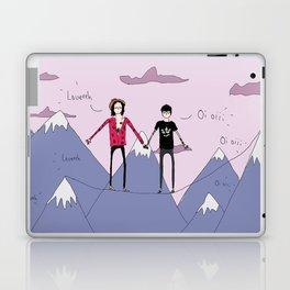 echo practice2 Laptop & iPad Skin