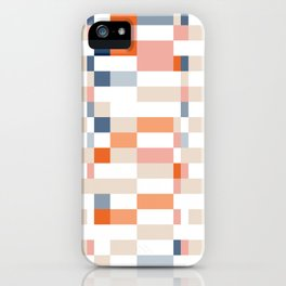 Connecting lines 4. iPhone Case