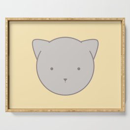Chloe Cat Serving Tray