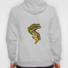 Northern Pike Sports Mascot Hoody