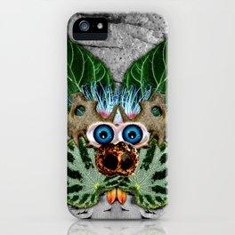 Begonia Being iPhone Case