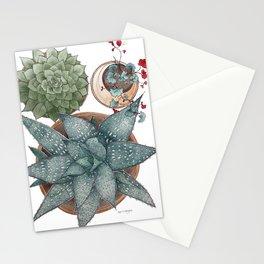 Jane's Garden Stationery Cards