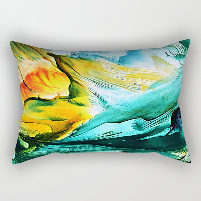 Rapids Rectangular Pillow