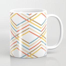 3D lines Coffee Mug
