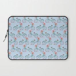 Bicycle Rides Laptop Sleeve