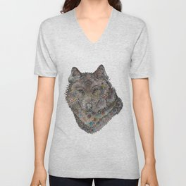 What Big Ears You Have! Unisex V-Neck