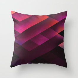 blyckchyyn Throw Pillow