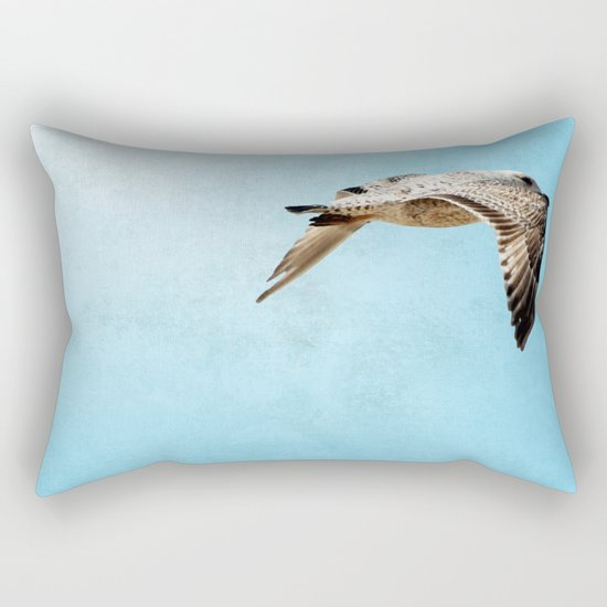 Into the Mystic Rectangular Pillow