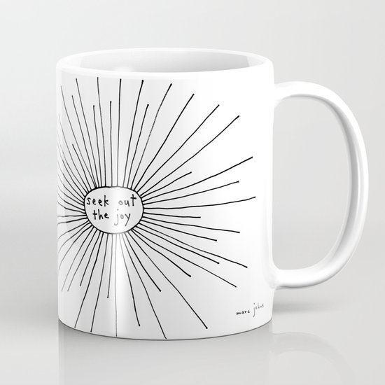 seek out the joy Mug