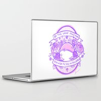 kendrawcandraw Laptop & iPad Skins featuring Be the Shiny by kendrawcandraw