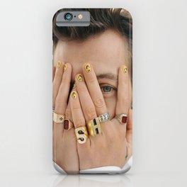 harry style manos styles iPhone Case