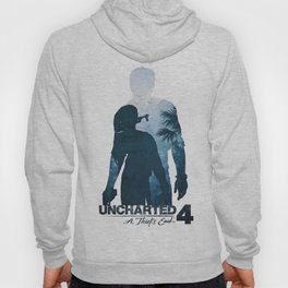 Uncharted A Thief's End Hoody