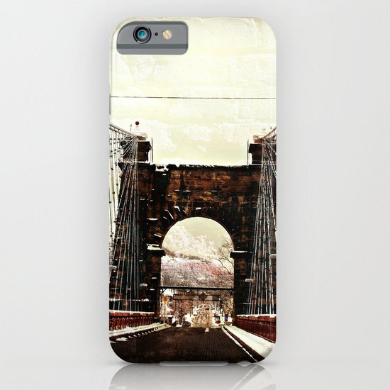 The End Of Suspension iPhone & iPod Case