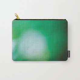 Green Surprise Carry-All Pouch