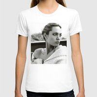 angelina jolie T-shirts featuring Angelina Jolie by Sport_Designs