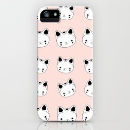 Manekineko iPhone Case