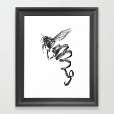 The Fragile Framed Art Print