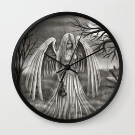 Time to come home Wall Clock