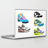 90s Laptop & iPad Skins featuring CLASSIC 90s by misha zaccour
