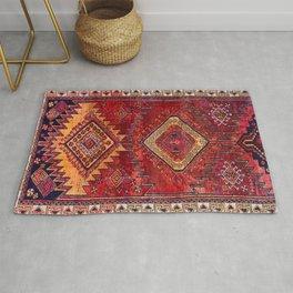 N200 - Berber Moroccan Heritage Oriental Traditional Moroccan Style Rug