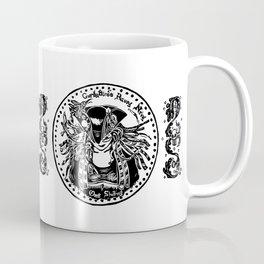 The GurdyBird Shilling Coffee Mug