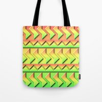 rio Tote Bags featuring Rio by Lyle Hatch