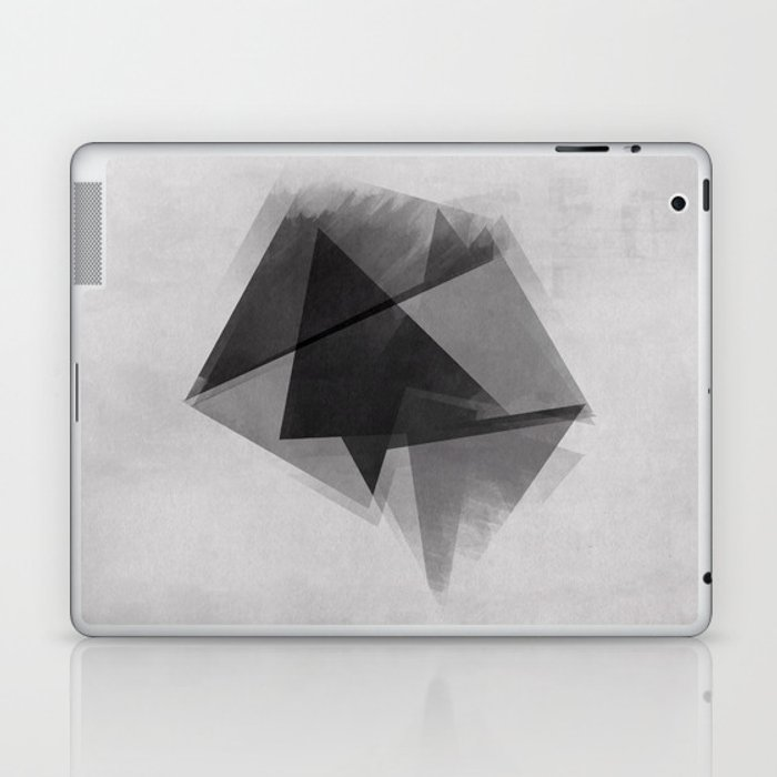 Abstraction Process Laptop & iPad Skin