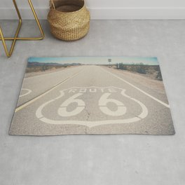 Route 66 ... Rug