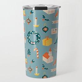 Christmas eve Travel Mug