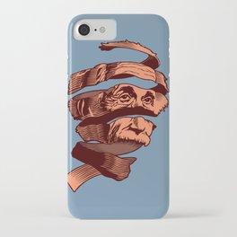 E=M.C. Escher iPhone Case
